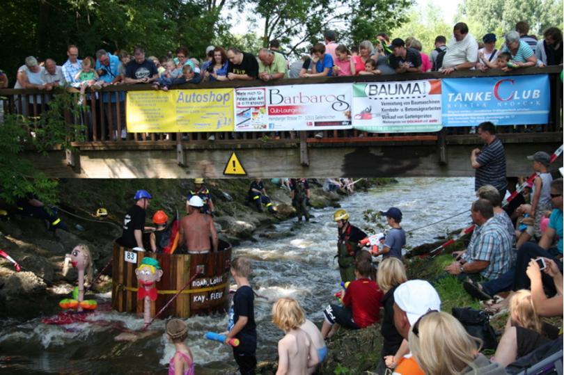 Sponsoring an Brücke